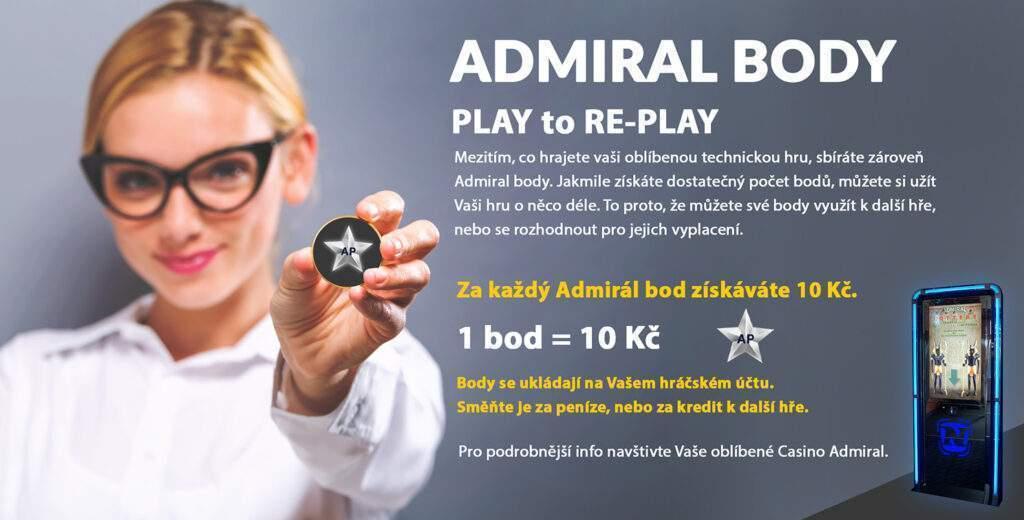 Admiral Points cz