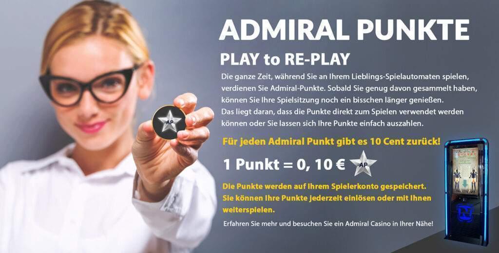 Admiral Points de