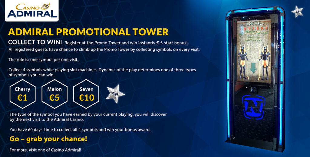 Admiral Promo Tower eng